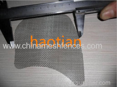 single or multi-layers wire mesh filter disc/extrusion mesh screen pack