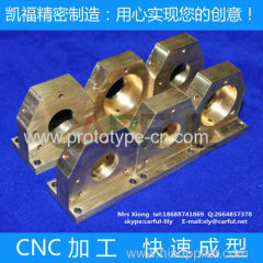 good quality high precision machined parts & hydraulic breaker parts CNC machining