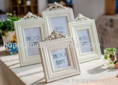 wood /carved photo frame