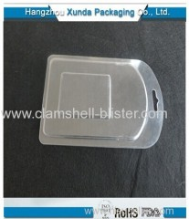 Plastic blister packaging for electronic products