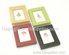 wood /mini photo frame