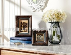 wood/ classical photo frame