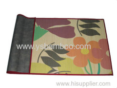 fashion new style natural bamboo placemats