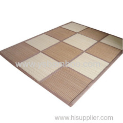 bamboo patchwork carpet (12blocks)