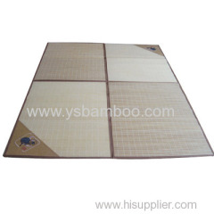 Cool modern bamboo mat