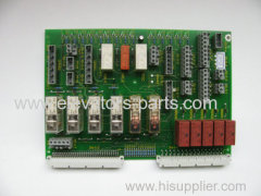 Schindler elevator parts ID.NR 590871 lift parts PCB good quality