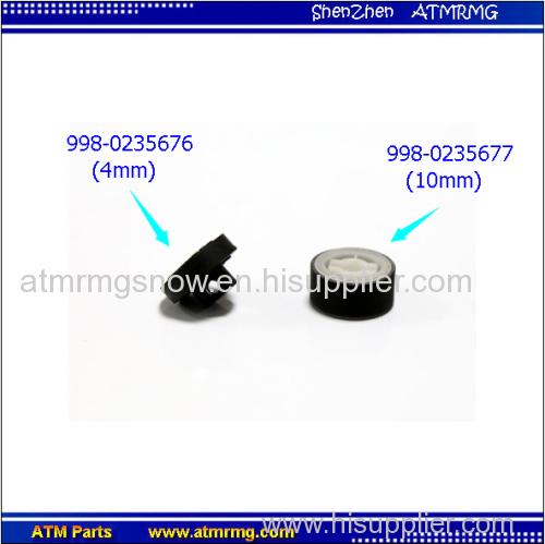 atm parts ncr card reader roller 998 0235676 998 0235677