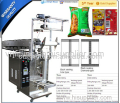 potato chips packaging machine DXDK-500L/800L
