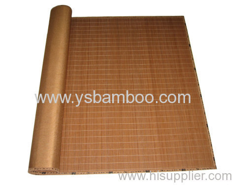 China Bamboo Floor Mats