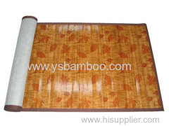 Fashion Style Painted Bamboo Carpet