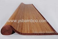 Household Bedroom Bamboo Carpet