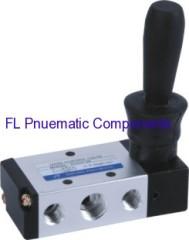 Pneumatic Hand Pull Valves