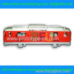 good quality model customization & CNC machining according to the sample 3D print