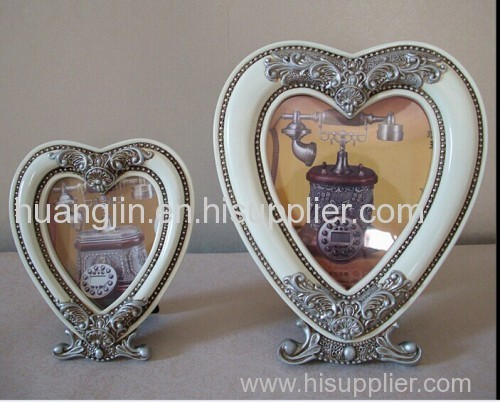classical resin photo frame