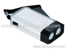 DYNAMO FALSH LIGHT LED LIGHT 2Pcs