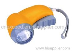 DYNAMO FALSH LIGHT LED LIGHT LIGHT3Pcs