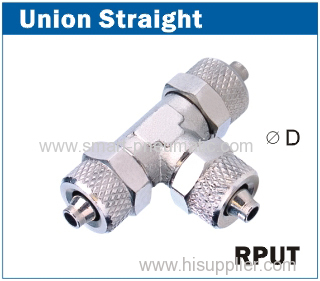 Rapid Fittings -----Union Straight
