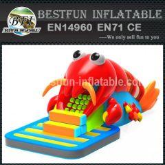Krab eater PVC slide