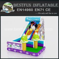 SLIDE PENGUIN SKIING INFLATABLE
