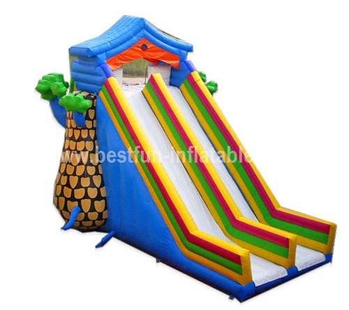 China Manufacturer inflatable climbing wall slide