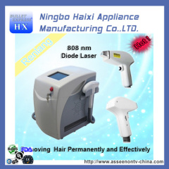 medical 808nm diode laser permanent hair removal