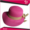 LADIES 100%POLYESTER SUMMER CAP