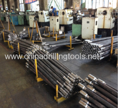 T45 thread drilling rod