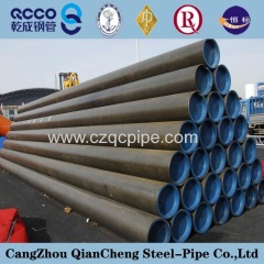 astm a106 grade b carbon seamless pipe in stock