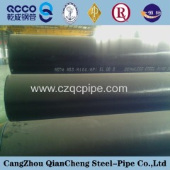 High quality ASTM A106 seamless carbon steel pipe