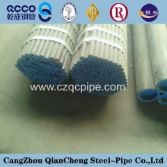 Hot Dip Galvanized Steel Pipe Round Section BS1387/ASTM A53 made in China