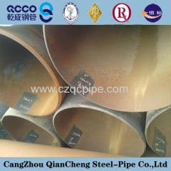 SEAMLESS CARBON LINE PIPE PSL1 PSL2 X52 WATER OIL AND GAS