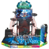 Electronic Drums Game Machine