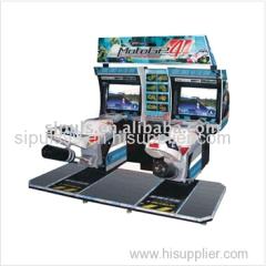 MotoGP4 Game Machine/toy machine