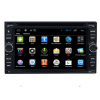 China Export In Car Entertainment Radio DVD Player Universal Double Din GPS Navigation