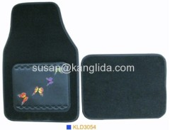 KLD3054 car carpet mats auto mats carpet car floor mats car accessories