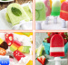 Convenient ice pop maker