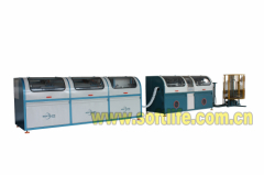 Auto Mattress Pocketed Innerspring Production Line