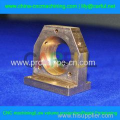 lower cost high precision non-standard metal parts CNC processing