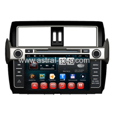 Wholesale In Dash Car DVD Player Special for Toyota Prado 2014 With Touch Screen