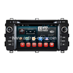 OEM Manufacturer Car Multimedia DVD System Android Car CD Player GPS Radio Special for Toyota Auris