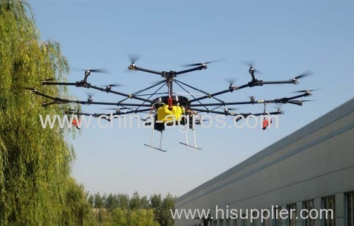 Remote control aircraft spray Unmanned aircraft helicopter uav
