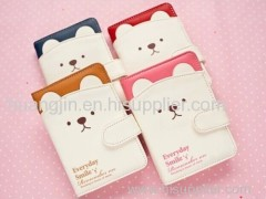 lovely / PU/ ladies paper note book
