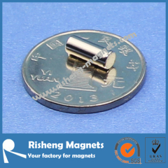 Rare Earth Rod Magnets D4 x 10mm making Permanent Magnet