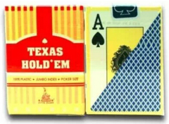 Jumbo Index Casino Playing Cards(280-300g)