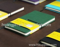 business / PU hardcover /office/ thickened paper note book