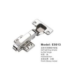 clip on cabinet cupboard hydraulic hinge