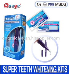 OEM Available Teeth Whitening Kit for Home Use