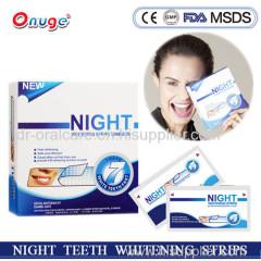 Good Quality Low Price Night Teeth Whitening Strips