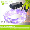 12V waterproof Silver wire LED String for Holiday Decoration