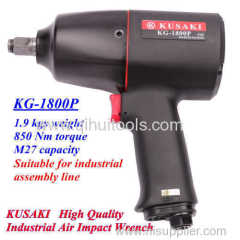 composite air impact wrench Industrial twin hammer and pin clutch structure